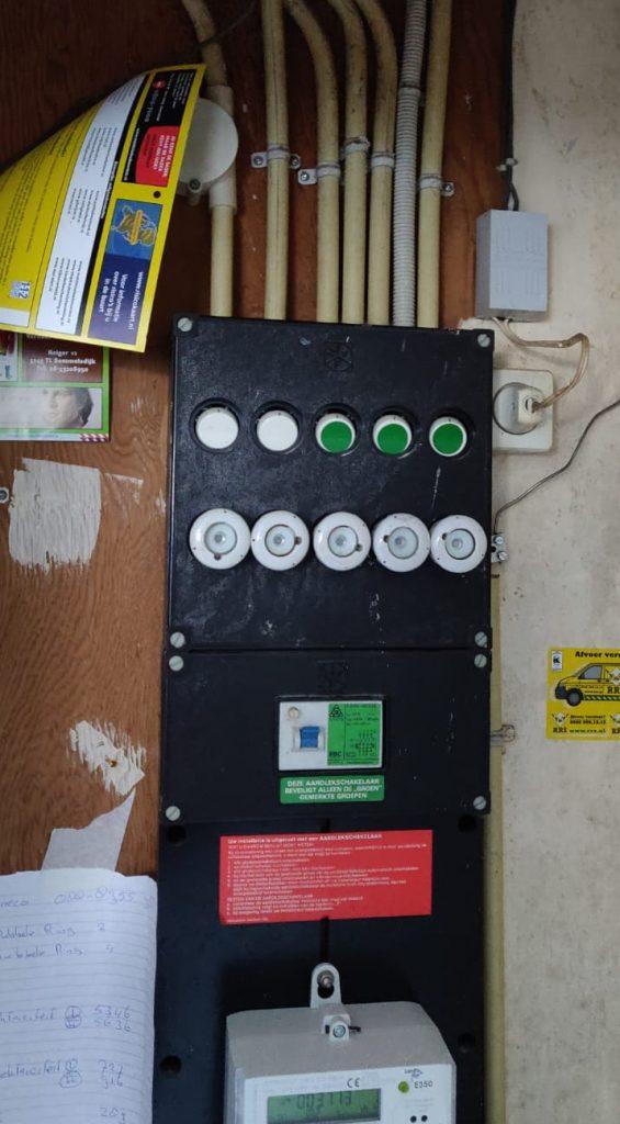 meterkast vervangen sommelsdijk